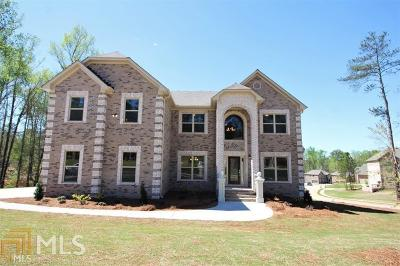Conyers GA Single Family Home Under Contract: $366,650