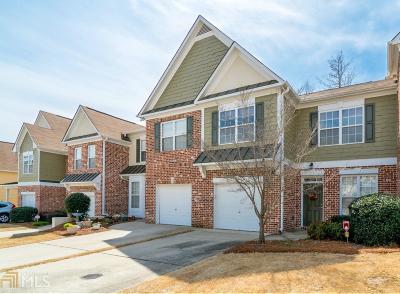 Alpharetta Single Family Home New: 366 Grayson Way