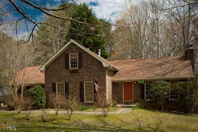 Fayette County Single Family Home New: 120 Brooks Dr