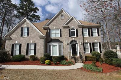 Stone Mountain Single Family Home For Sale: 7322 Meadow Point