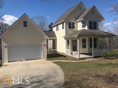 Haddock, Milledgeville, Sparta Single Family Home For Sale: 108 Gum Cemetery Rd