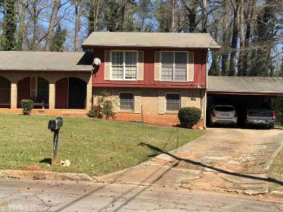 Decatur Single Family Home New: 3726 Sterling Ridge Ct