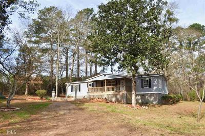 Bishop Single Family Home New: 465 Hopping Rd