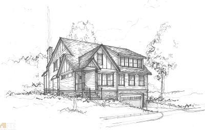 Atlanta Single Family Home New: 1198 McLynn Avenue