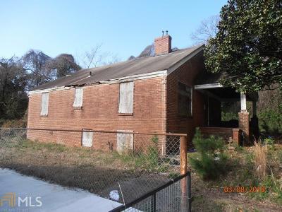 Atlanta Single Family Home New: 1113 Moreland