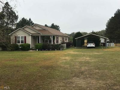 Single Family Home New: 1099 Johnny Brannen Rd