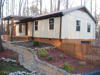Elbert County, Franklin County, Hart County Single Family Home For Sale: 1200 Poplar Springs Rd
