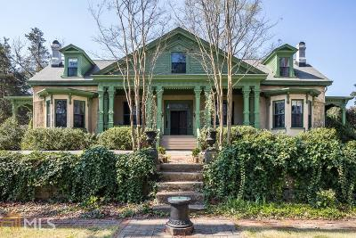 Historic Marietta Single Family Home For Sale: 324 St Marys Ln