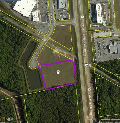 Statesboro Residential Lots & Land For Sale: Henry Blvd #Lot 9