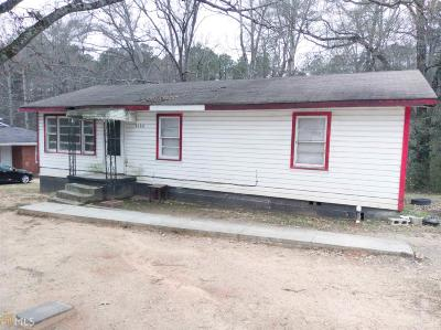 Covington Single Family Home For Sale: 8160 SW Collier St