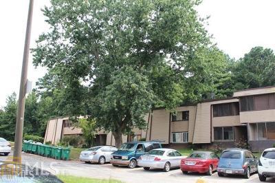 Dekalb County Condo/Townhouse For Sale: 6051 Regent Mnr