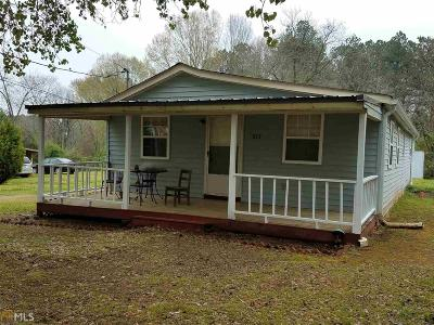 Jasper County Single Family Home For Sale: 277 Fred Jordan St