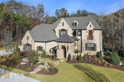 Roswell, Sandy Springs Single Family Home For Sale: 277 Mt Vernon Hwy
