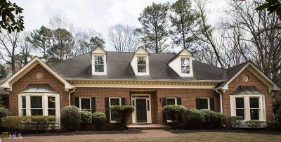 Sandy Springs Condo/Townhouse New: 2980 Spalding