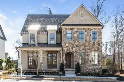 Single Family Home New: 290 Chastain Park Dr #10