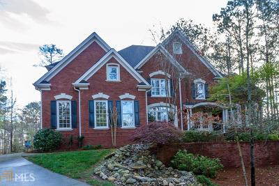 Alpharetta Single Family Home New: 155 Hopewell Grove Dr