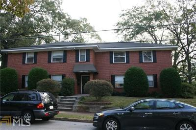 Dekalb County Multi Family Home Under Contract: 433 Howard Ave