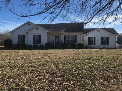 Clarkesville Single Family Home Under Contract: 3514 Hollywood Hw