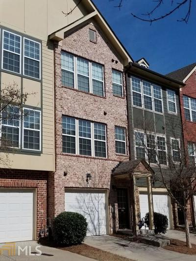 Condo/Townhouse New: 3669 Ashford Creek View NE