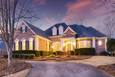 Suwanee Single Family Home New: 5560 Stoneleigh