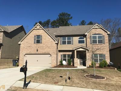 Dacula Single Family Home New: 2795 Paddock Point Pl