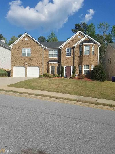 Single Family Home New: 5604 Dendy Trc