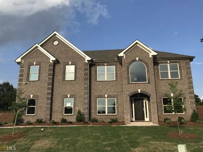 Conyers Single Family Home New: 3603 Camille Ave #18