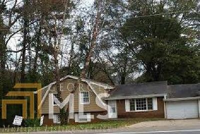 Morrow Single Family Home For Sale: 6606 Mt Zion Blvd