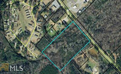 Residential Lots & Land For Sale: Bethany Rd