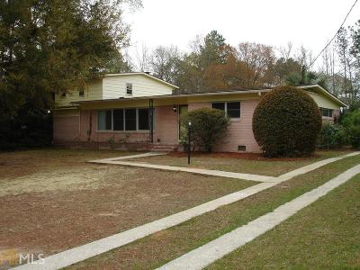 Statesboro GA Single Family Home New: $149,500