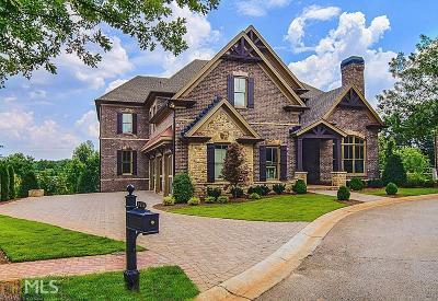 Marietta Single Family Home For Sale: 901 Sunny Meadows Ln