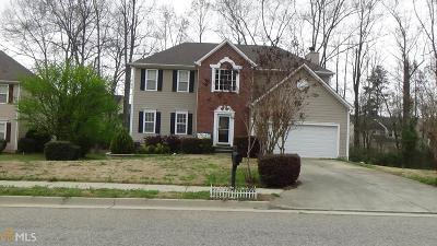 Henry County Single Family Home New: 461 Concord Cir