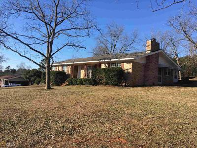Elbert County, Franklin County, Hart County Single Family Home For Sale: 96 Carey St