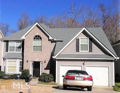 Jonesboro Single Family Home New: 8642 Goswell Dr