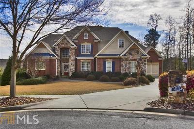 Buford Single Family Home New: 2679 Dukes Creek Lndg