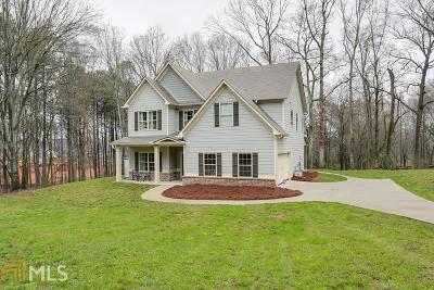 Cumming Single Family Home New: 4724 Hurt Bridge Rd