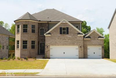 Buford  Single Family Home For Sale: 3915 Crimson Ridge Way #27