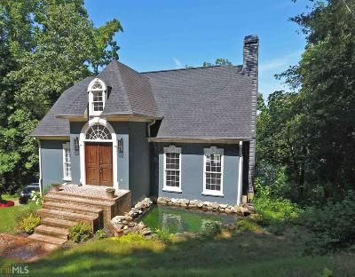 Hall County Single Family Home New: 4215 Cagle Road