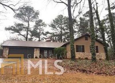 Douglasville Rental For Rent: 5744 Mountain Park Way