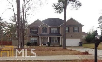 Hampton Single Family Home New: 318 Megan Dr