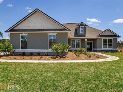 Kingsland GA Single Family Home New: $299,000