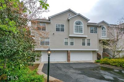 Fulton County Condo/Townhouse New: 4250 River Green Dr #401