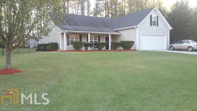 Loganville Single Family Home Under Contract: 491 Windermere Dr