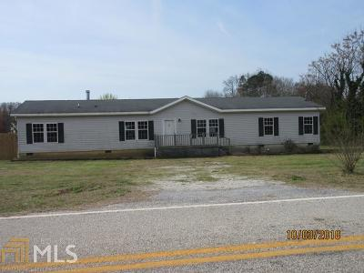 Elbert County, Franklin County, Hart County Single Family Home For Sale: 825 Airline Store Rd