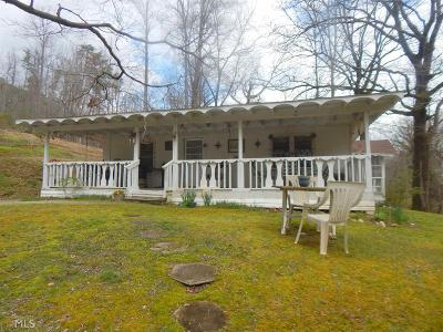 Sautee Nacoochee Single Family Home For Sale: 2809 Highway 356