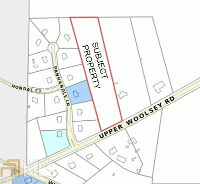 Hampton Residential Lots & Land For Sale: Upper Woolsey Rd