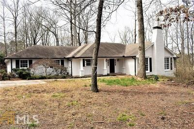 Roswell Rental For Rent: 10520 Woodstock Rd