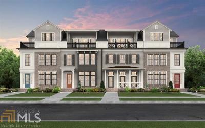 Alpharetta Condo/Townhouse For Sale: 364 Concord St