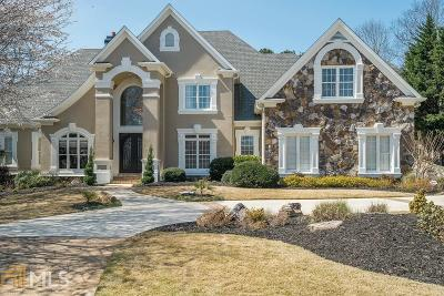 Alpharetta Single Family Home New: 2350 Blackheath Trce