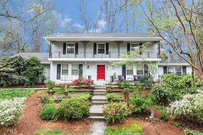 Dekalb County Single Family Home For Sale: 2456 Leslie Dr